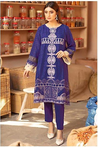 2PC Khaddar Embroidery 2520704