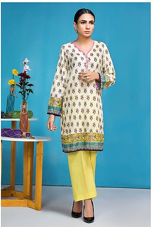 Single Shirt Lawn Print-Regular (2.5) 130417A