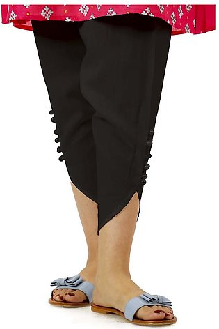 Buttoned Tulip Pants