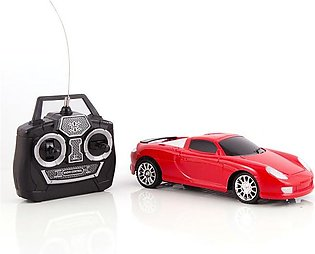 High Speed Remote Control Car - Red