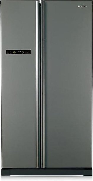 Samsung Refrigerator NO FROST SIDE BY SIDE - RSA1STMG