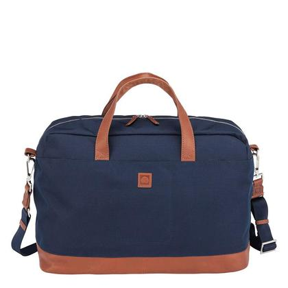 Delsey Villers Duffle Weekend Bag Blue - 118541002