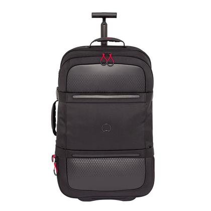 Delsey Montsouris 2W 68cm/26in Trolley Case Black - 236575000