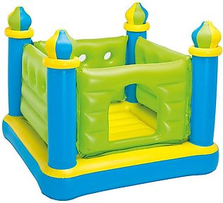 Planet X Intex - Green Jumping Castle Inflatable - PX-9135