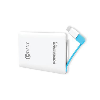 Dany Power Bank PB-25 (2500MAH)