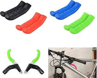 Bicycle Brake Handle Lever Silicone Gel Cover Protect