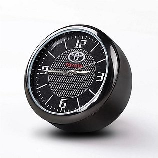 Car interior Decoration Clock Watch For Toyota