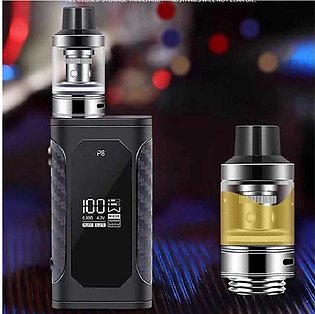100w Electronic Vaporizer Kit Built-In 2000mAh Battery With Led Display