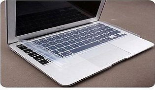 Laptop Keyboard Silicone Waterproof Protector Without Numpad Laptop - Transpare…