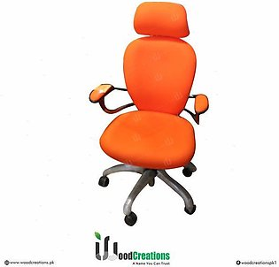 Executive Round Office Chair