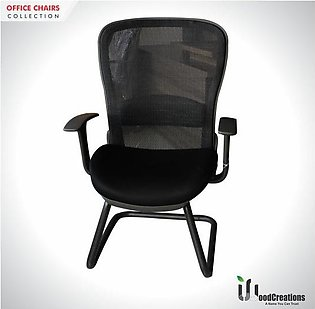Ex-Mesh Visitor Chair