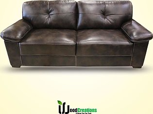 Round Black Sofa for Office & Living