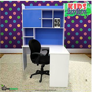 Kids Computer/Study Table Blue