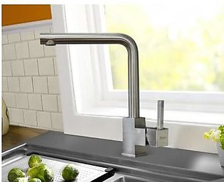 STEELINE 1221-SS Kitchen Faucet (Made In Italy)