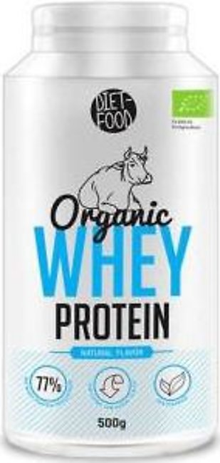WB by Hemani Bio Whey Protein Natural Flavour 500Gm