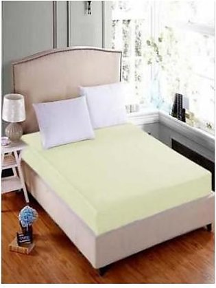 BaggyBeans Baggy Beans Fitted Sheets -Jersey Mattress Fitted Sheet Cream