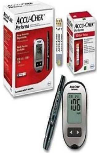 Ideal Fashion Shop Performa Glucometer For Blood Glucose Monitor