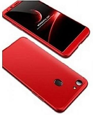 Bee Store Vivo Y71 360 Front and Back Cover - Red
