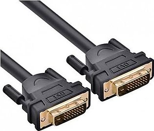 China Factory Made BRANDED DVI TO DVI CABLE
