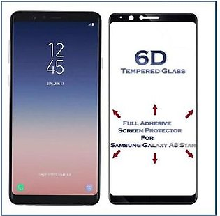 MISC Mobiles 6D Tempered Glass Screen Protector Edge To Edge For Samsung Galaxy…