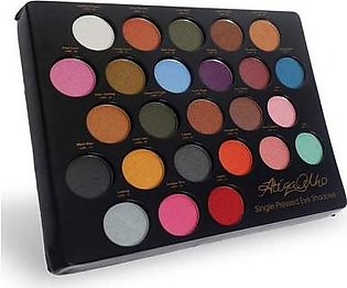 Atiqa Odho Cosmetics 25 Shades Eye Shadow Kit ASPE-Kit