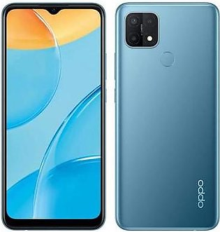 OPPO A15 - 6.52 Inches - 3GB + 32GB - Mystery Blue