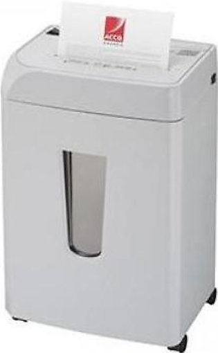 Electronics World Microcut Shredder Small type perfect for small office.