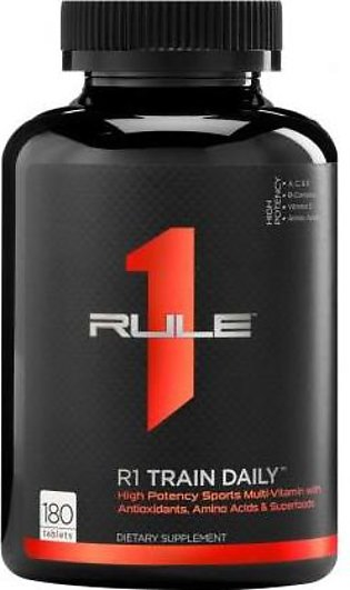 Rule 1 Protein R1 Train Daily - Multivitamins 180 Tablets