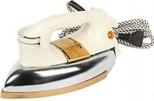 National Original National Dry Iron - White 1000w