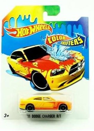 Hot Wheels Hot Wheels - Colour Sifters '11 Dodge Charger R / T BHR20