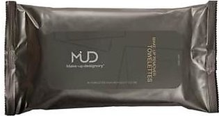 MUD Make-up Designory Make Up Remover-Towelettes