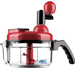 ANEX Handy Chopper 10 Functions Ag-10 - Red