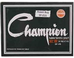 Asaan Sports Table Tennis Post - High Quality