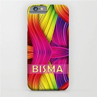 Shahjee Bisma Printed Mobile Cover Oppo F9