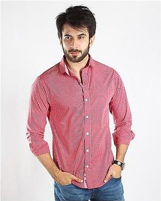 Red Tree Red Casual Shirt-RT2958