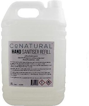 Conatural Beauty (Pvt) Limited Conatural Hand Sanitiser Refill 5000ml