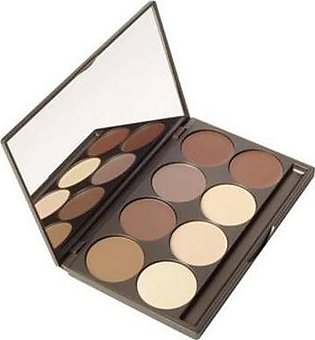 MUD Make-up Designory Highlight Shadow Palette-Multicolor