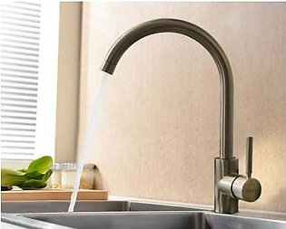 STEELINE 7780-SS Kitchen Faucet (Made In Italy)