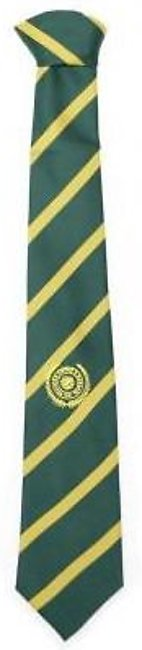 Liberty Uniforms St. Patrick's Boys high School Uniform Dark Green Yellow Str...
