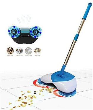 Net World Automatic Jhaaro Spin Broom