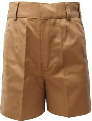 Liberty Uniforms Habib Public Boys School Uniform Fawn Short