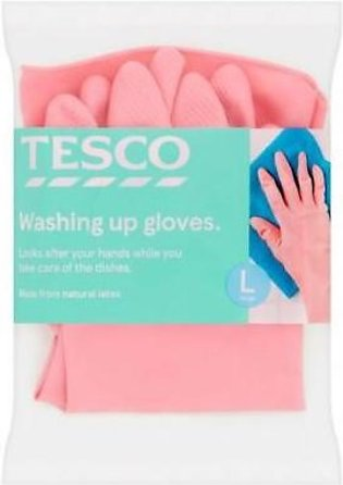 Imported Tesco Washing Up Gloves Large
