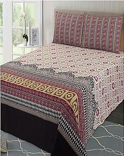 Home n Baby Bed Sheet -107