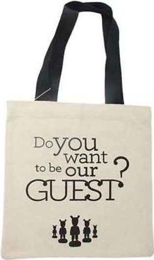 Get Style Reusable Shopping Bag - Off White