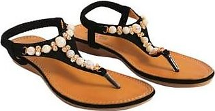 Metro Metro Shoes and Bags Stylish Sandals For Women SD-X83013 Black