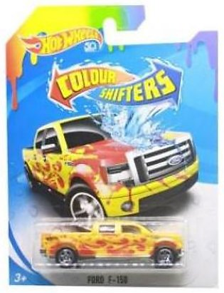 Hot Wheels Hot Wheels Colour Shifters Ford F-150 BHR15