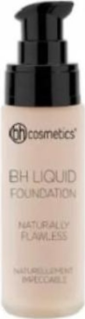 BH Cosmetics BH Liquid Foundation - 204 - Natural Beige