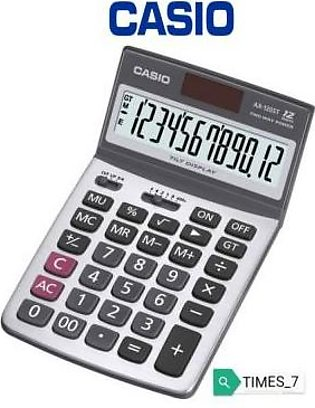 CASIO Casio Original Calculator 12 Digit AX-120ST