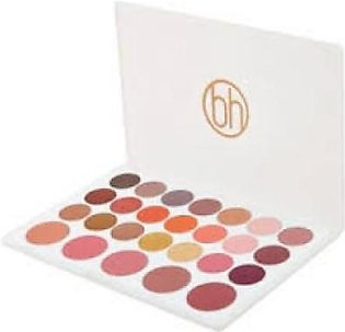 BH Cosmetics NOUVEAU NEUTRAL 26 COLOR SHADOW & BLUSH PALETTE