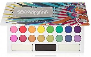 BH Cosmetics BH COSMETIC 35 COLOR TAKE ME BACK TO BRAZIL